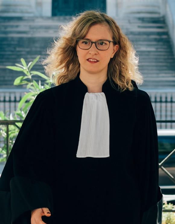 Aurore - Avocat en droit locatif à Paris